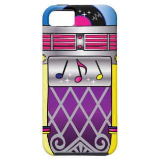Jukebox iPhone 5 Cover