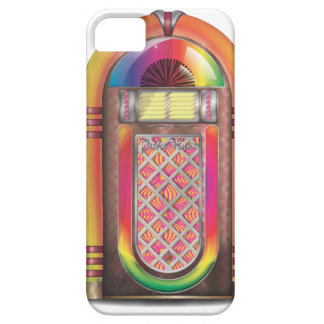 JukeBox MultiColor cartoon iPhone 5 Cover