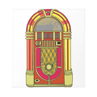 Jukebox Notepad