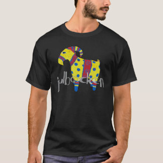 julbocken the Scandinavian Yule Goat T-Shirt