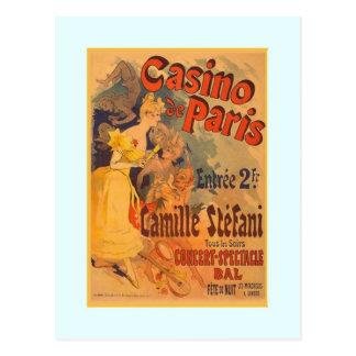 Jules Chéret,advertisment,1891 Postcard