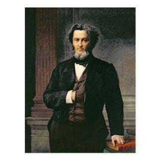 Jules Favre  1865 Postcard