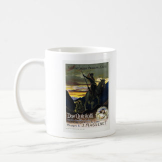 Jules Massenet's Don Quichotte Coffee Mug