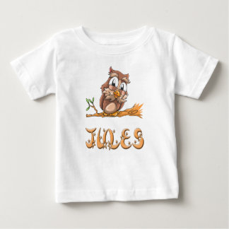 Jules Owl Baby T-Shirt