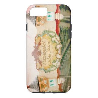 Jules Verne Carrousel Art iPhone 7 Case