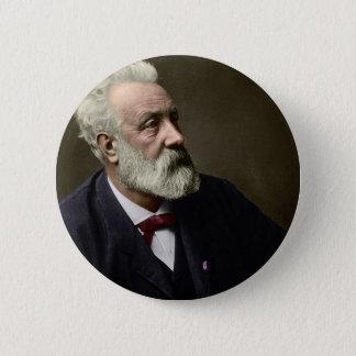 Jules Verne in 1892 2 Inch Round Button