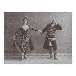 Julia and Felix Kschessinsky in the mazu Perfect Poster