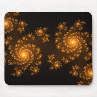 Julia Fractal Art Modern Mandelbrot Pattern Mouse Pad