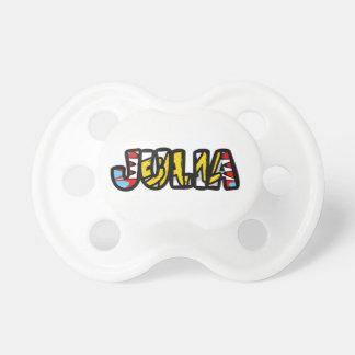 Julia pacifier