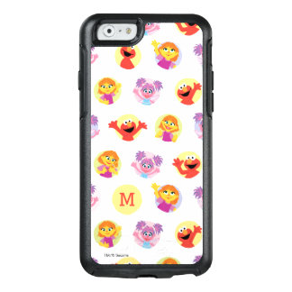 Julia & Sesame Street Friends Pattern OtterBox iPhone 6/6s Case