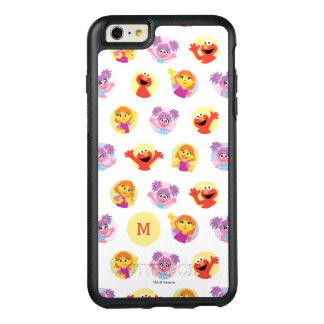 Julia & Sesame Street Friends Pattern OtterBox iPhone 6/6s Plus Case