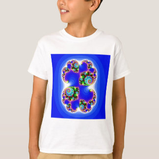 Julia Set Mandelbrot Set Fractal Geometry T-Shirt