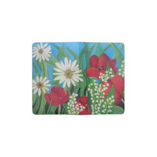 Julia's Garden Pocket Moleskine Notebook