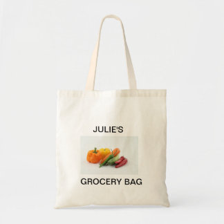 Julies Grocery bag