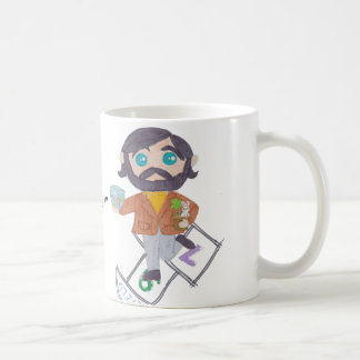 Julio Cortazar Coffee Mug