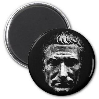 Julius Caesar 2 Inch Round Magnet