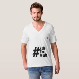 Julius Caesar Mens V Neck Tshirt