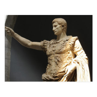 Julius Caesar Postcard
