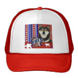July 4th Firecracker - Shiba Inus Trucker Hat