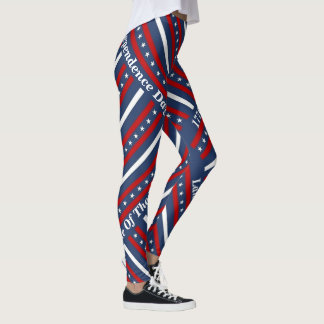 JULY 4th LEGGINGS Parade Exercise Jogging Pants