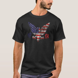 July 4th t-shirt for men.
