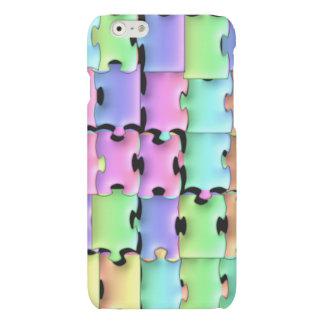 Jumbled Pastel Tiles Puzzle
