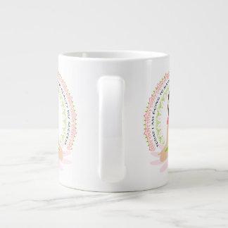 Jumbo Beauty Biz Manifest Mug