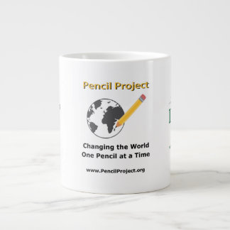 Jumbo Classic Mug - Pencil Project