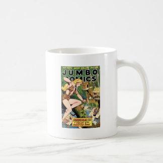 Jumbo Comics Coffee Mugs