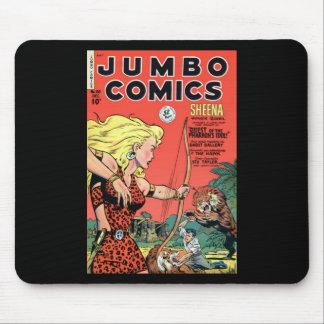 Jumbo Comics Mousepads