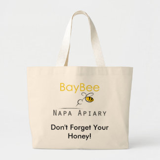 Jumbo Honey Tote