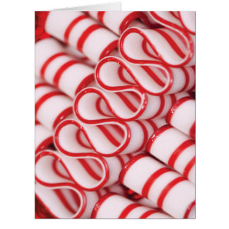 Jumbo Hooked On Candy Christmas Card