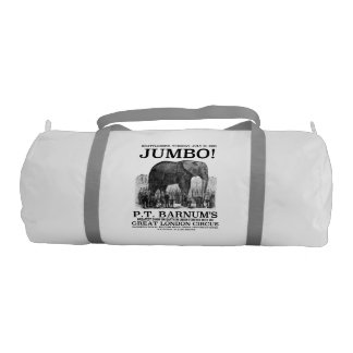 Jumbo in Brattleboro Gym Bag