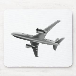jumbo jet plane airplane aircraft flying flight mousepads
