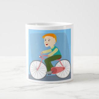 Jumbo Mug Cycle Lover