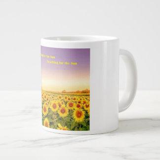 Jumbo Mug - Field of Sunflowers