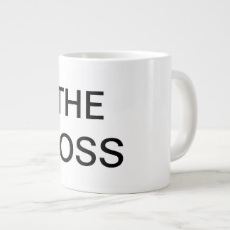 Jumbo Mug for office