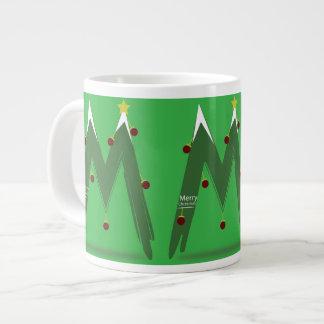 Jumbo Mug - MERRY CHRISTMAS M