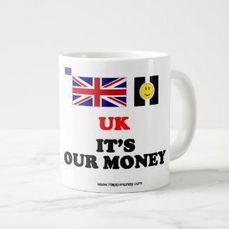 jumbo mug Uk - It's Our Money