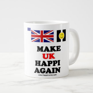 jumbo mug Uk - Make UK Happi Again