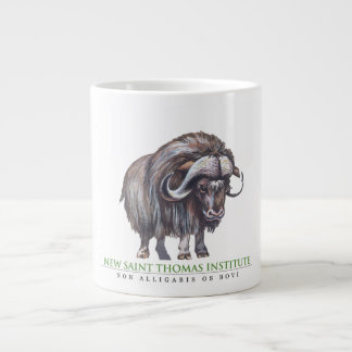 Jumbo New Saint Thomas Institute Mug