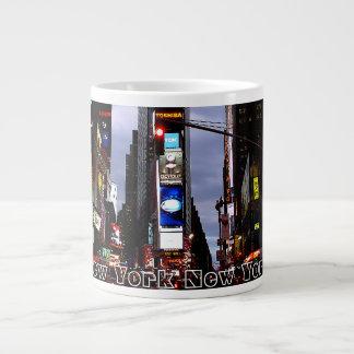 Jumbo New York Coffee Mug NYC Personalized Cup