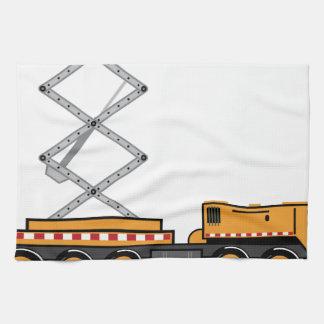 Jumbo Truck lift Kitchen Towel