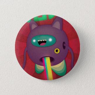 Jump around 2 inch round button