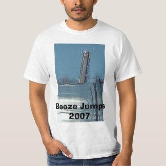 jump, Booze Jumps 2007 T-Shirt