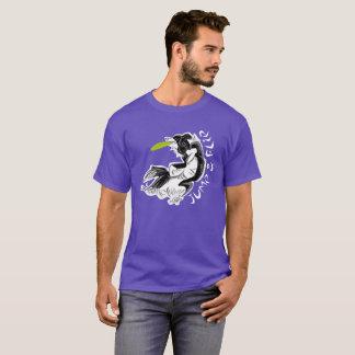 Jump&Flip -Black T-Shirt
