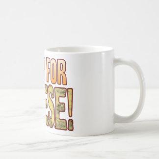 Jump For Blue Cheese Coffee Mug