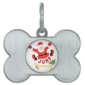 Jump For Joy Pet ID Tags