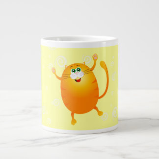 Jump! Jumbo mug