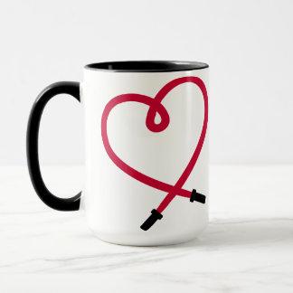 Jump rope mug